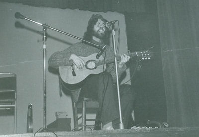 Julian Mount in 1973